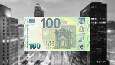 Nuevos billetes de 100 Euros