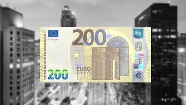 Nuevos billetes de 200 Euros